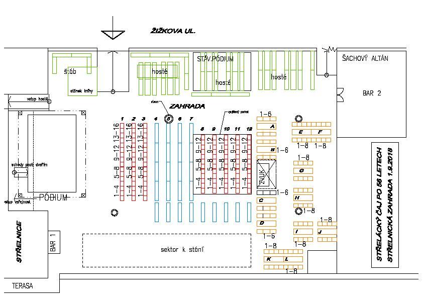 schema arealu